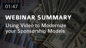 Using Video to Modernize your Sponsorship Models