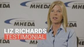MHEDA discusses the benefits of Association TV (WorkerBee.TV)
