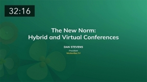 ASAE MMCC 2020: The New Norm - Hybrid and Virtual Conferences