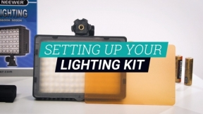 Two-Point Light Kit