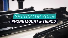 Phone Mount & Tripod