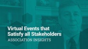 Virtual Events that Satisfy all Stakeholders