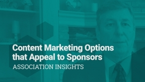 Content Marketing Options that Appeal to Sponsors