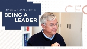 More Than a Title: Being a Leader