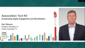 Association Survival Kit—Accelerating Digital Engagement and Monetization (Summary)